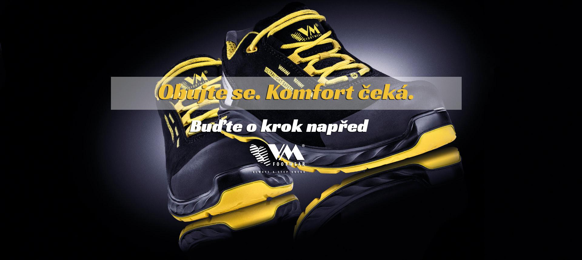 Ultralight - bezpečnostní obuv