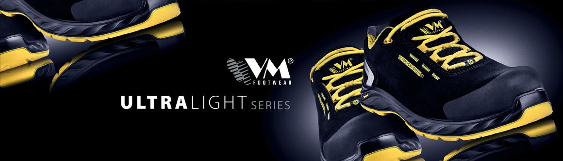 ULTRALIGHT series | bezpečnostní obuv