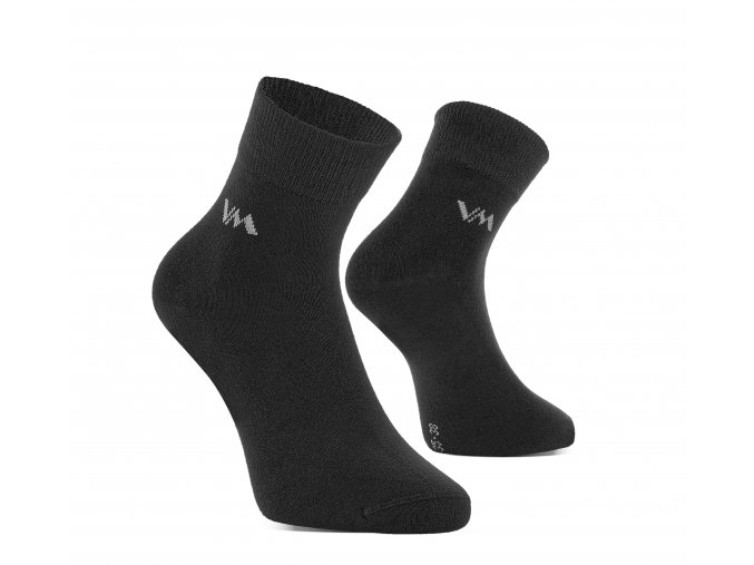 Bavlněné pracovní froté ponožky