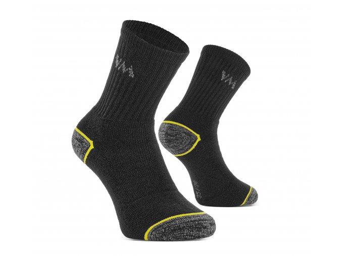 Pracovní froté ponožky
