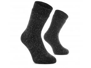 Zimní vlněné ponožky