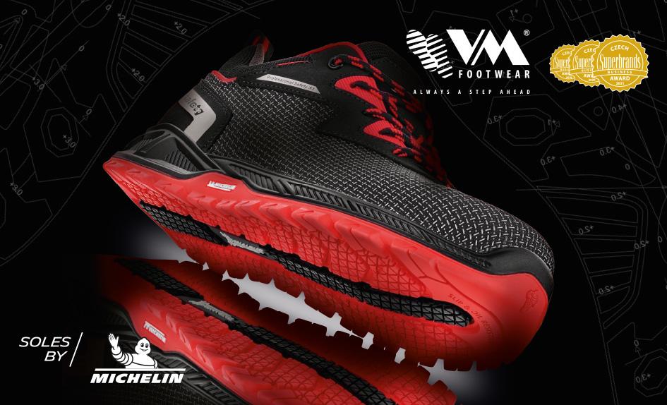 High Technology Footwear by VM