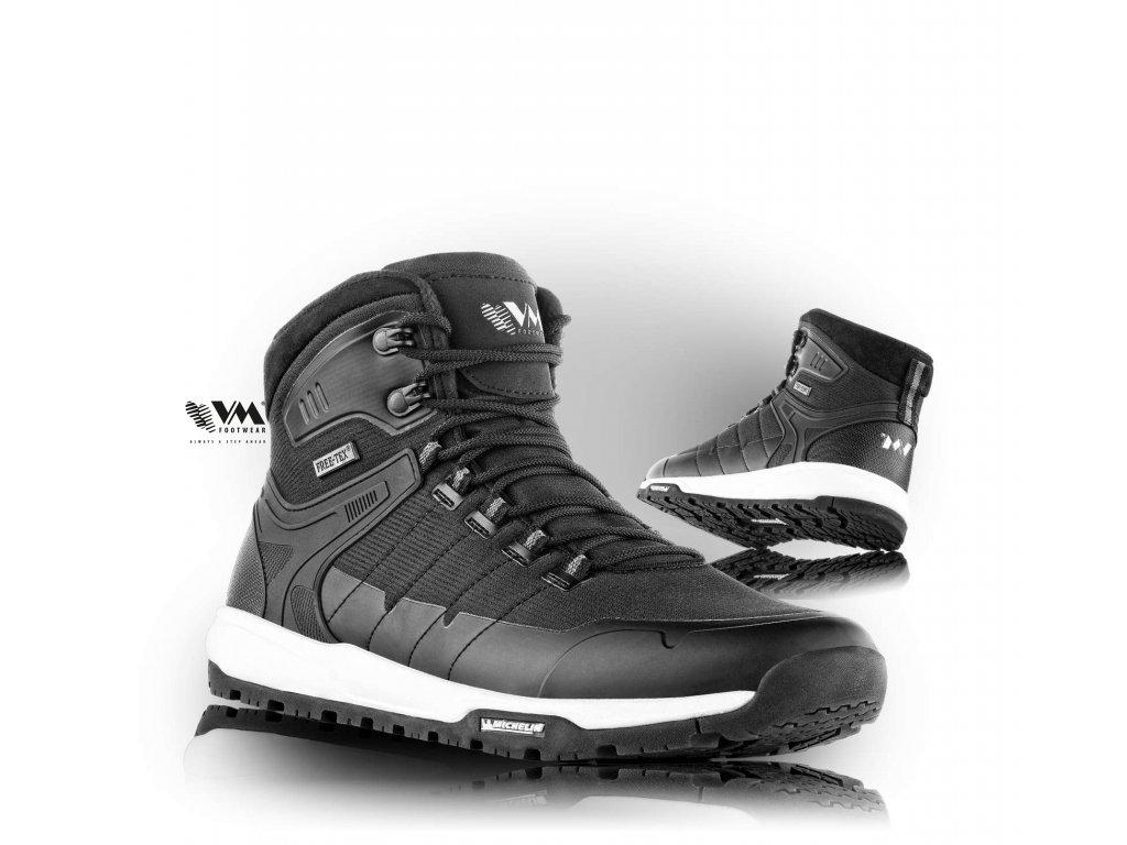 LAS VEGAS členková outdoor obuv
