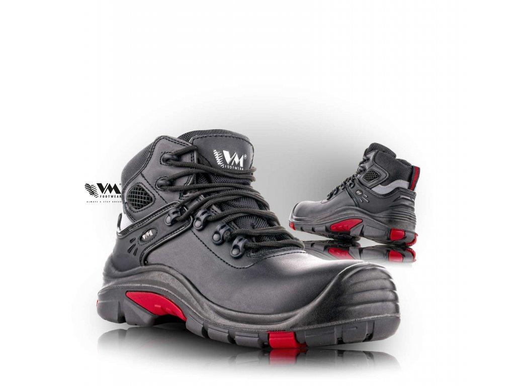 DALLAS členková bezpečnostná obuv