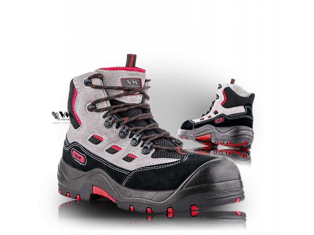 DENVER členková bezpečnostná obuv