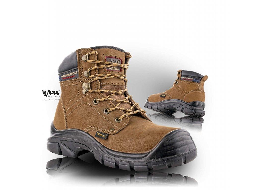 VADUZ členková pracovná obuv
