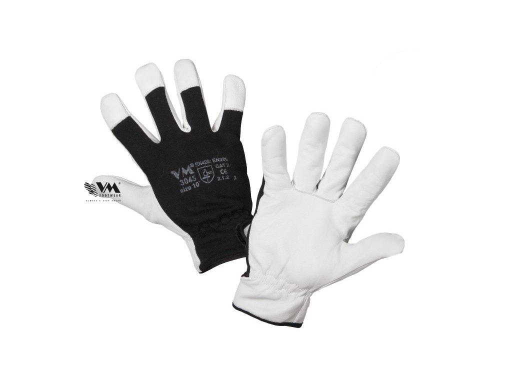 3045-ochranné pracovné rukavice