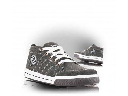 RICHMOND poločlenková pracovná obuv