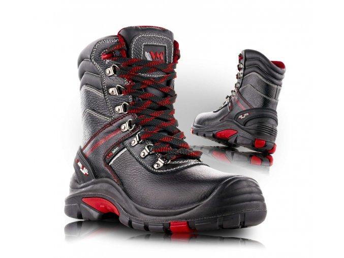 LEEDS poloholeňová bepečnostná obuv