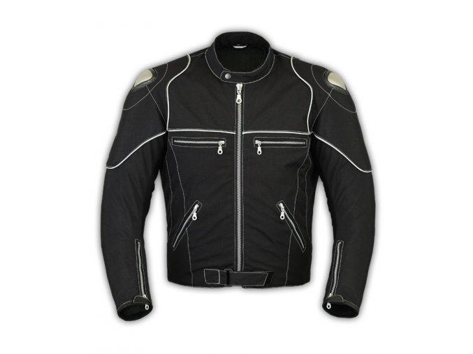 textilná motorkárska bunda