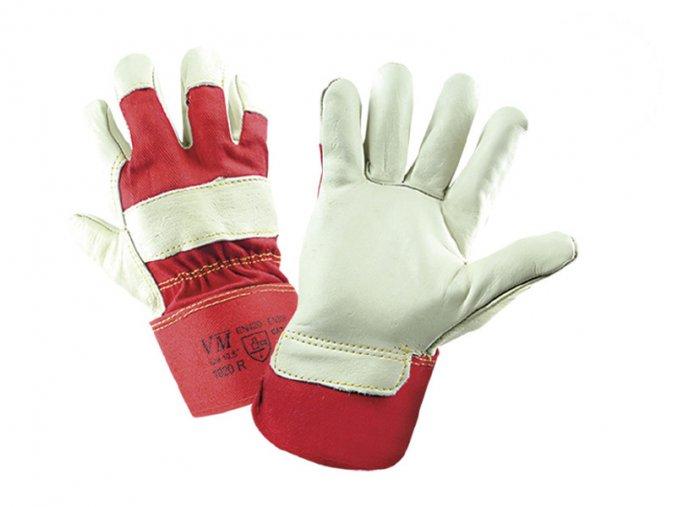 1020R-ochranné pracovní rukavice