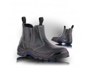 QUITO členková bezpečnostná obuv