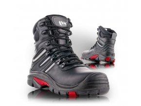 HOUSTON poloholeňová bezpečnostná obuv