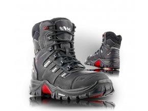 PORTLAND poloholeňová bezpečnostná obuv