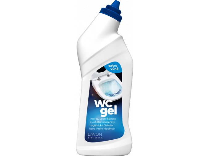 10034 lavon wc gel ocean breeze 750ml