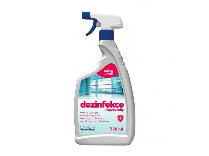 10436 lavon dezinfekce na povrchy bez chloru a alkoholu 750ml