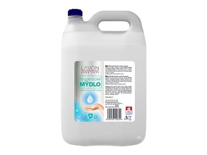 10445 1 lavon hygienicke mydlo s antivirovou prisadou 5l