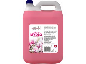 10004 lavon tekute mydlo magnolie ruzove 5l