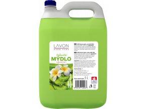 10010 lavon tekute mydlo aloe vera zelene 5l