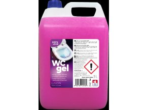 10043 lavon wc gel aroma flowers 5l