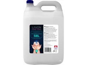 10097 lavon hygienicky gel 5 l 64 alkoholu