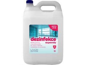 10439 lavon dezinfekce na povrchy bez chloru a alkoholu 5l