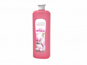 9992 lavon tekute mydlo magnolie ruzove 1l