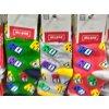 Ponožky slabé dětské (29-31,32-34) POLSKÁ MODA DPP20153