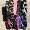 Nákrčník multifunkční šátek dámský, pánský, dětský, chlapecký dívčí (one size) Poľsko moda PV920200