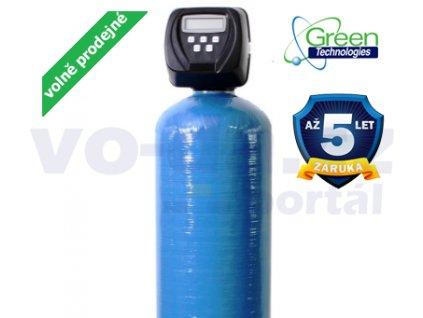 Automatický filtr s aktivním uhlím pro odstranění zápachu