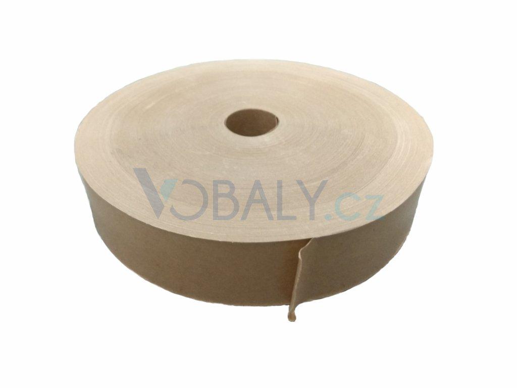 papírová lepící páska vlhčící obal obalové materiály