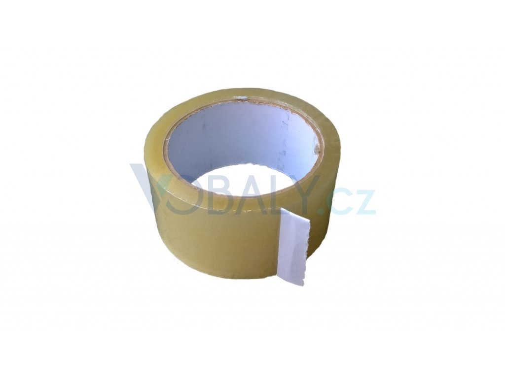 lepící páska transparentní akrylová 48x66