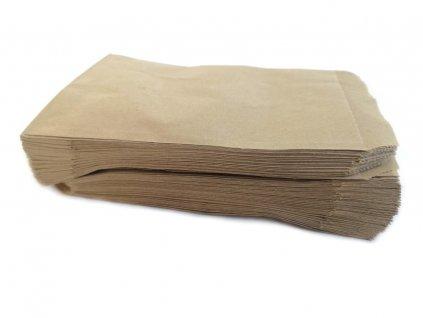 papírové sáčky ploché kupecké 1 kg, 2 kg, 3 kg
