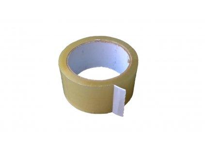 lepící páska transparentní hotmelt 48x66