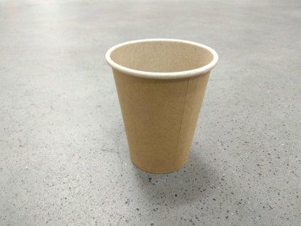 Papírový kelímek hnědý ekologický