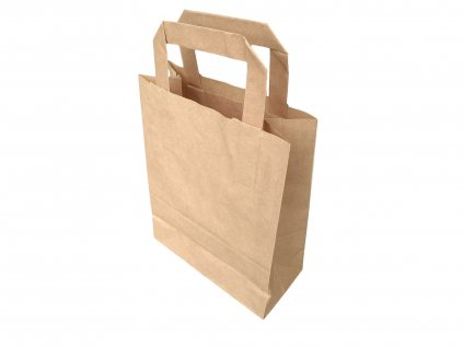 Papírové tašky, papírové obaly, eko tašky, přírodní tašky, hnědé tašky, ekologické, dárkové tašky