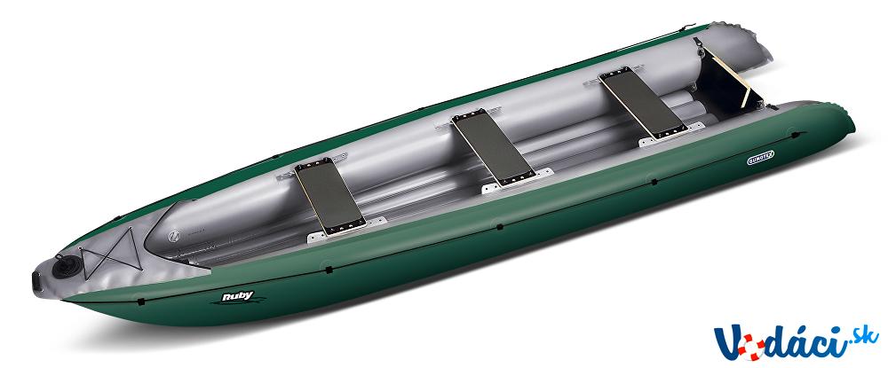 Gumotex Ruby, nafukovacie kanoe so zrkadlom pre uchytenie motora, v eshope Vodaci.sk