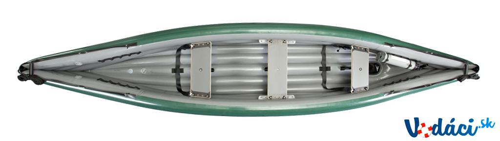 Scout standart dobre vybavené kanoe pre rodinne splavy, v obchode Vodaci.sk