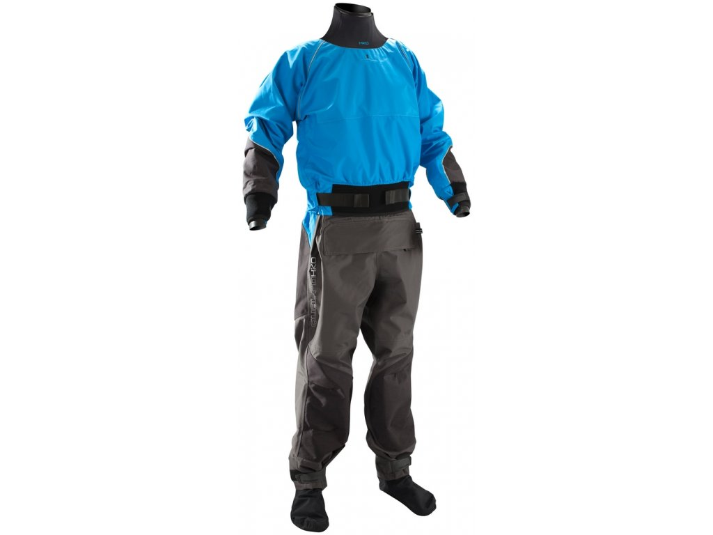 HIKO Quatro Back Zip suchý oblek