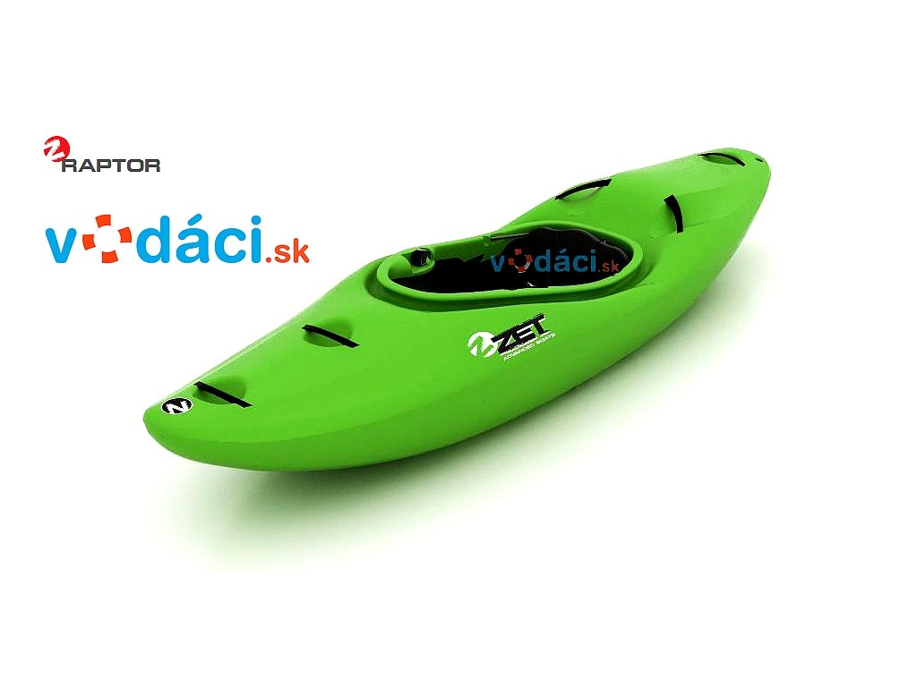 ZET Kayaks Raptor