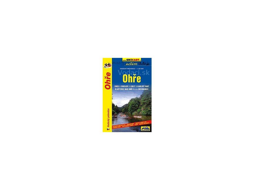 Vodácky sprievodca riekou Ohře