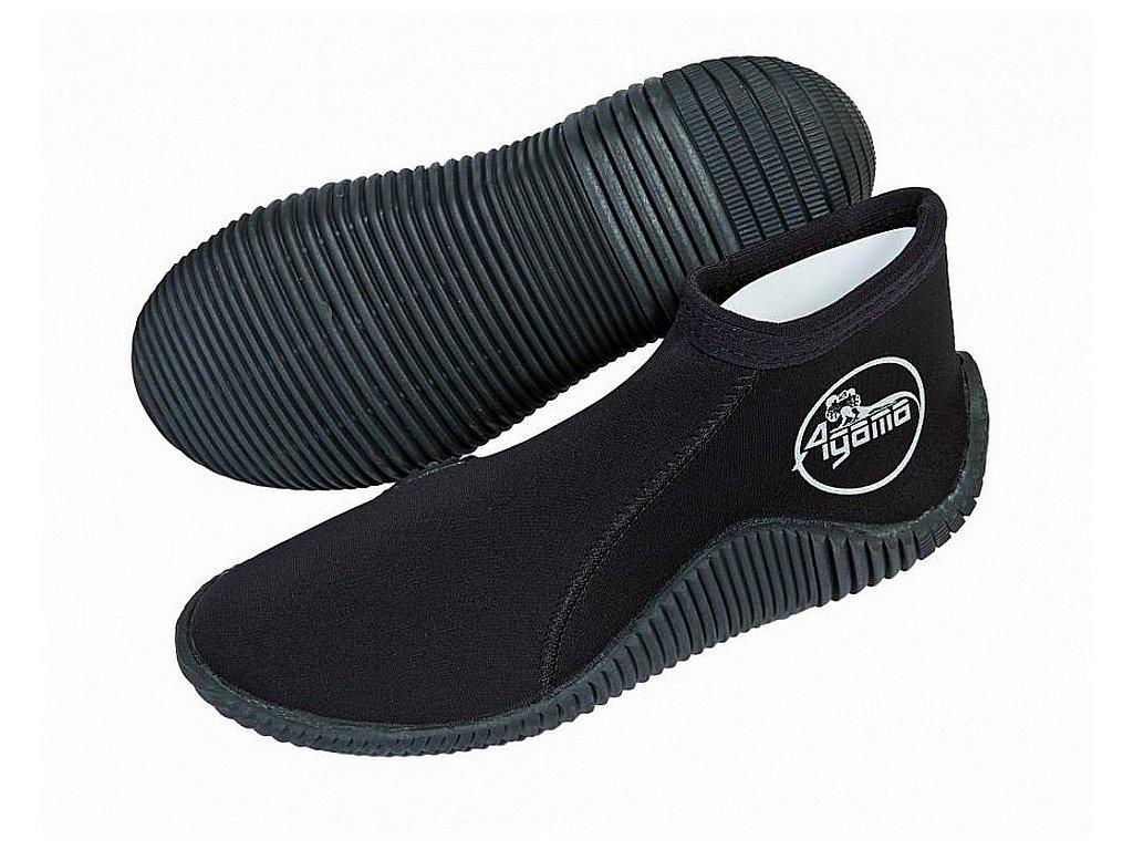 Neoprénové topánky Agama Rock 3.5 mm