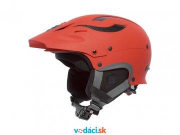 helme sweet protection rocker cervena