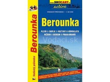 Vodácky sprievodca riekou Berounka