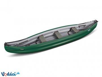 gumotex scout kanoe pre rodinne splavy