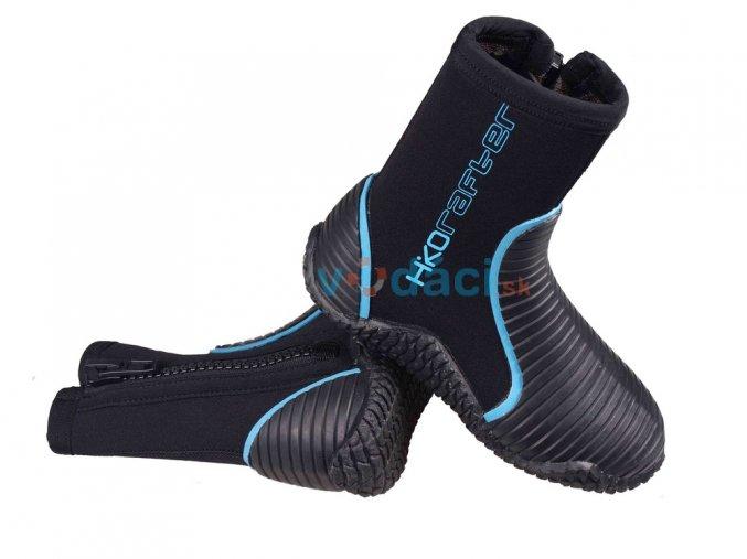 HIKO Rafter 5 mm detské topánky