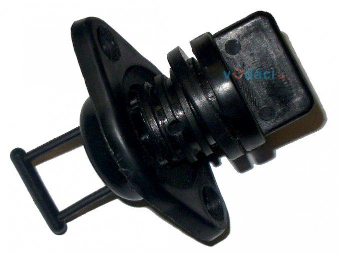Necky výpustný ventil