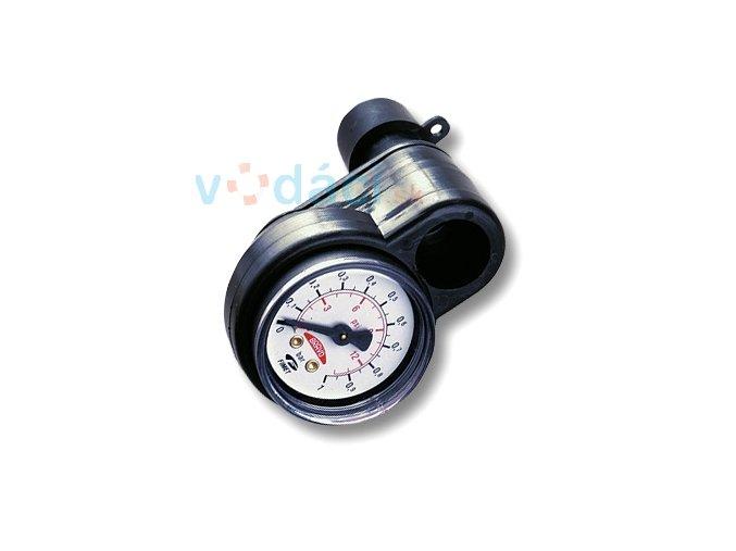 Gumotex manometer na bajonetový ventil