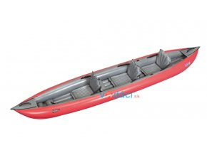 Gumotex Solar 410 C trojmiestna verzia  + vodotesný vak + smerová plutva