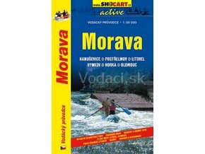 Vodácky sprievodca riekou Morava
